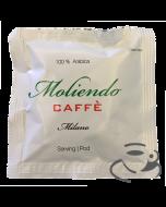 Moliendo caffè Milano servings