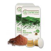 10 Capsules GoEspresso Bio Fairtrade (Nespresso Compatible)