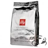ILLY ESPRESSO DONKERE BRANDING