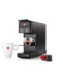 Francis Y3 espressomachine (zwart)