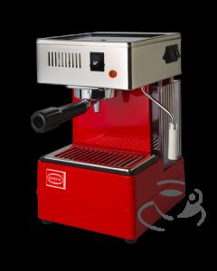 Quickmill 810 met stoompijp (ESE) (Rood)